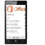 Office 2013 diep geïntegreerd in Windows Phone 8