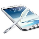 Samsung lanceert Galaxy Note II met Android Jelly Bean