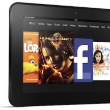 Amazon brengt Kindle Fire HD-tablets naar Nederland