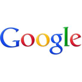 Dit is sinds mei 2010 het nieuwe logo van Google. A.u.b. het oude niet meer gebruiken.