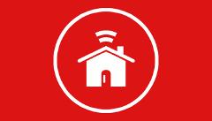 Beveilig je huis slim met domotica