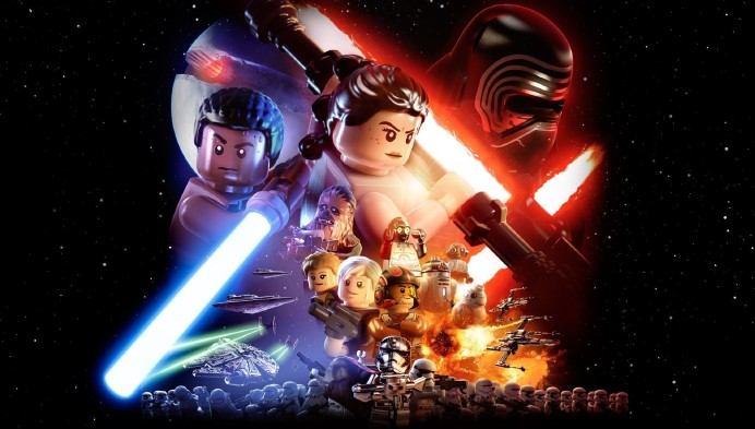 Lego Star Wars: The Force Awakens - Bouwen op the Force