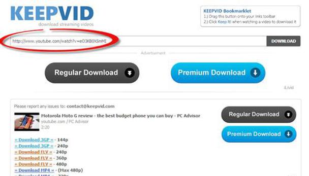 website downloaden voor offline gebruik
