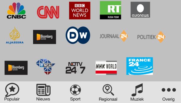 zender aanbod caiway televisie