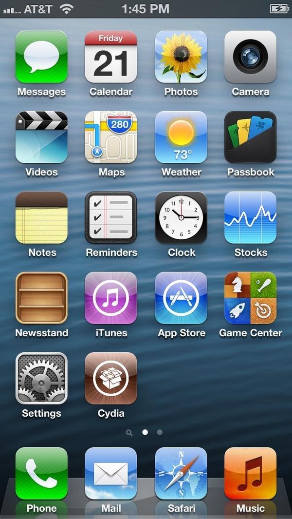 iphone laten jailbreaken