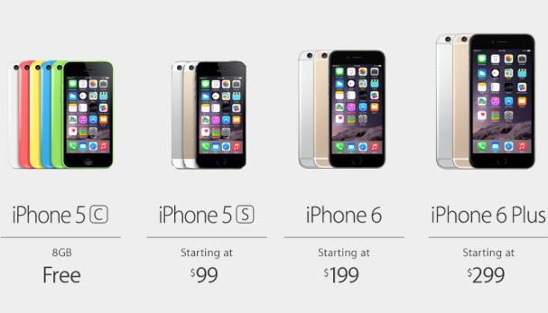 iphone 6 prijs nederland
