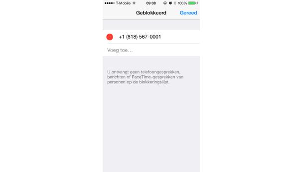 anonieme oproepen blokkeren iphone