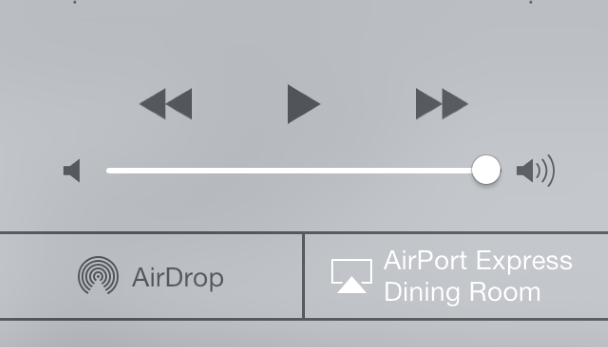 airplay android spotify airport express