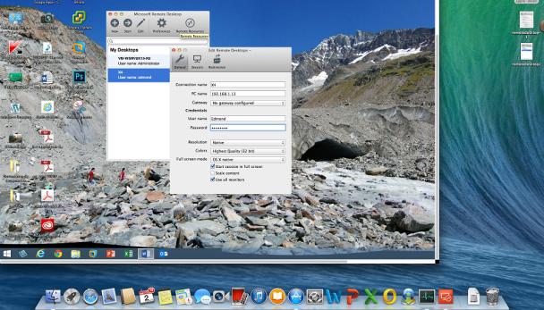 Laat Windows En Mac Vloeiend Samenwerken How To Macworld